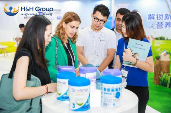 健合集团深度参与CBME孕婴童领域 全产业链展示产品